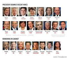 Obama And Cabinet 2013 President Obamas Cabinet A Diversity Breakdown