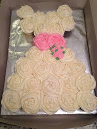 Tinkerbell PullAPart Cupcakes  Custom Cakes Virginia Beach Pull Apart Baby Shower Cupcakes