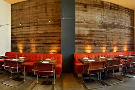 faux leather restaurant dining chairs. picture | renew dining room hospitality furniture design akasha restaurant los angeles ca faux leather chairs