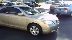 2007 Toyota Camry Gold! - YouTube