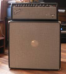 Fender 4x10 Guitar Cabinet Es 335 And Hotrod Deville 410 Match Made In Hell