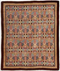 vintage french art deco rug bb4731