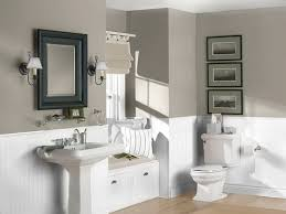 fabulous white color small home. Bathroom:Magnificent Gray Paint For Bathrooms On Fabulous Home Design Style Bathroom Magnificent White Color Small S