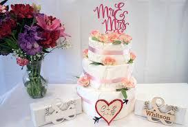 Wedding Cake Toppers Laser Engraved Laser Cut