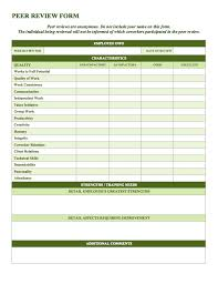 Performance Appraisal Sample Form 50 Annual Performance Appraisal Form Samples Free Download