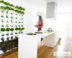 Vertical Kitchen Garden Kitchen Vertical Garden Pertaining To Comfortable Vertical