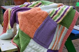 Ravelry: 100 Afghan Squares to Knit - patterns & Building Blocks ... Adamdwight.com