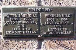 Winifred Kirk (1909-1996) - Find A Grave Memorial