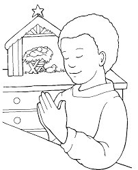 Small Picture Gods Gift Coloring Page