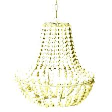 white wood bead chandelier white washed wood chandelier white wood bead chandelier ideas