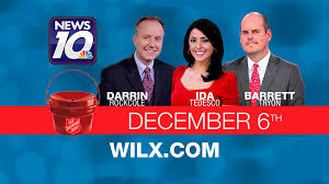 WILX News 10 - RING THAT BELL! News 10's WILX Ida Tedesco... | Facebook