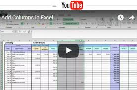 Excel Templates For Small Business Bookkeeping Free Accounting Spreadsheet Templates For Small Business As