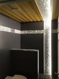 Image Kitchen Plinth Led Bathroom Lighting Using 12vdc Warm White Led Strip Light With Waterproof Coating Ecolocity Led Led Bathroom Lighting Using 12vdc Warm White Led Strip Light With