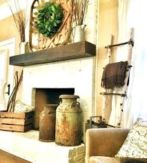decoration fireplace decor ideas living room astonishing best rustic on fire place mantel decorating for