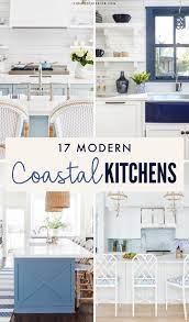 17 Coastal Kitchen Decor Ideas For A Beach Home