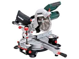 <b>Metabo KGS 216 M</b> MITRE SAW | High Precision and Powerful