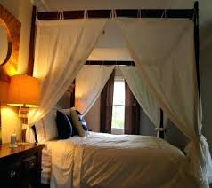 Modern Canopy Bed Frame Ideas Curtains King Size With Decorating ...