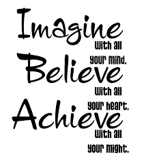 Dream It Believe It Achieve It Quote Best of Follows Us Listen To Your Heart Quote Quoteoftheday Quotes Wiso