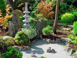 Sunshiny Plants And Pebble How To Make Japaneserock Garden Japanese Rock  Garden Plants Alices Garden And