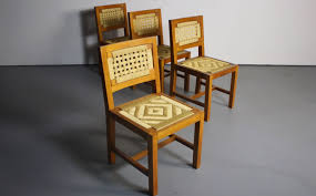 mid century dining chair. Articulate Woven Seat Mid Century Dining Chairs In Teak \u2013 A Set Of 4 Chair E