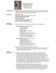 Sample High School Teacher Resume For Study Physics Pay To Get Film