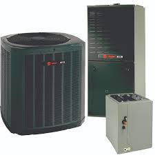 trane 2 stage furnace. trane xr16 3.5 ton single stage ac system with variable speed 2 80% gas furnace c