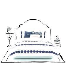 spade comforter polka dot bedding set bow tile navy and white home new willow court kate spade new eyelet duvet cover sham set kate
