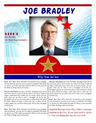 Free Election Campaign Flyer Template Campaign Flyers Templates