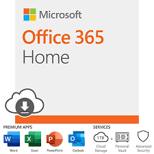 Amazon Com Microsoft Office 365 Home 12 Month