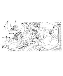 2012 dodge caliber gear shift lever thumbnail 2