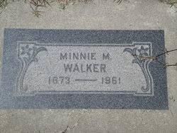 Minnie Agnes McLaughlin Walker (1873-1961) - Find A Grave Memorial