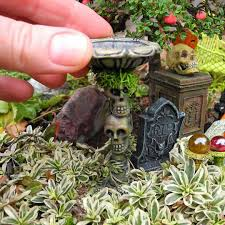 Small Picture 55 Amazing Halloween Fairy Garden Design Ideas Fres Hoom