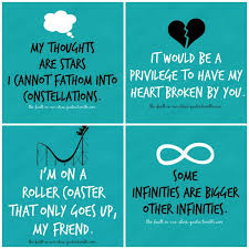 Dia Quote Gorgeous Interlingua On Twitter Quotes Del Día Del Libro The Fault In Our