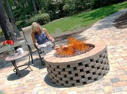 pioneering brick fire pit ideas pictures grill round square kit best pits on how to