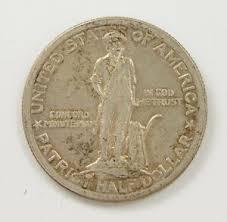 Details About 1925 Us Mint Lexington Concord Commemorative Half Dollar 50 Cent Coin