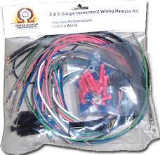 street rod parts instrument gauges wiring street rod hq Gauge Wiring Harness parts instrument gauge wiring harness gauge wiring harness for street rod