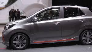 2018 kia picanto gt. simple picanto new 2017 kia picanto gt line at geneva motor show  automototv with 2018 kia picanto gt p