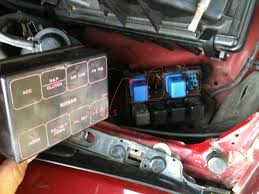 minor s13 project (interior, wiring, few other small things) S13 Fuse Box S13 Fuse Box #18 s13 fuse box relocation