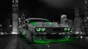 Dodge Challenger Muscle Crystal City Car El Tony