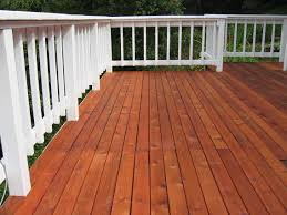 painting versus staining your deck