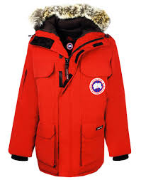 Men-Parka Online   Canada Goose Men s Expedition Parka – Red (Red) - WO22751