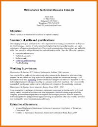 10 Maintenance Resume Samples Budget Reporting