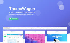 Template Collection 2019 One Hundred Free Html5 Templates In One Pack