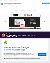 Head over to idm integration module firefox web store page to install idm extension in firefox. Internet Download Manager Is Idm Free Manager Download