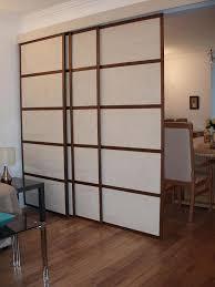 Sliding Door Room Divider Basement Partition Wall Dividers Cheap ...