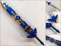 Eva Foam Legend Of Zelda Master Sword Scabbard