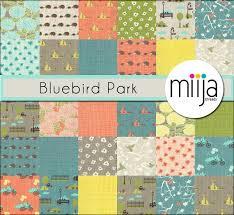 Layer Cake Fabric , Bluebird Park by Moda, Fabric Bundle, Modern ... & Make your sewing project a breeze with pre-cut Layer Cake fabric Adamdwight.com