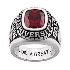 Design My High School Class Ring Class Rings Personalized College High School Graduation