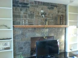 fetching tv mounted on fireplace for inspirations