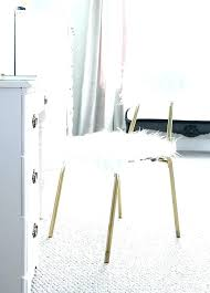 Sheepskin Chair Throw Mesmerizing Fur Desk Front  Faux Grey   G99
